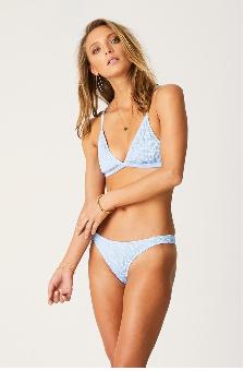 Suboo Slim Bikini Bottoms Blue