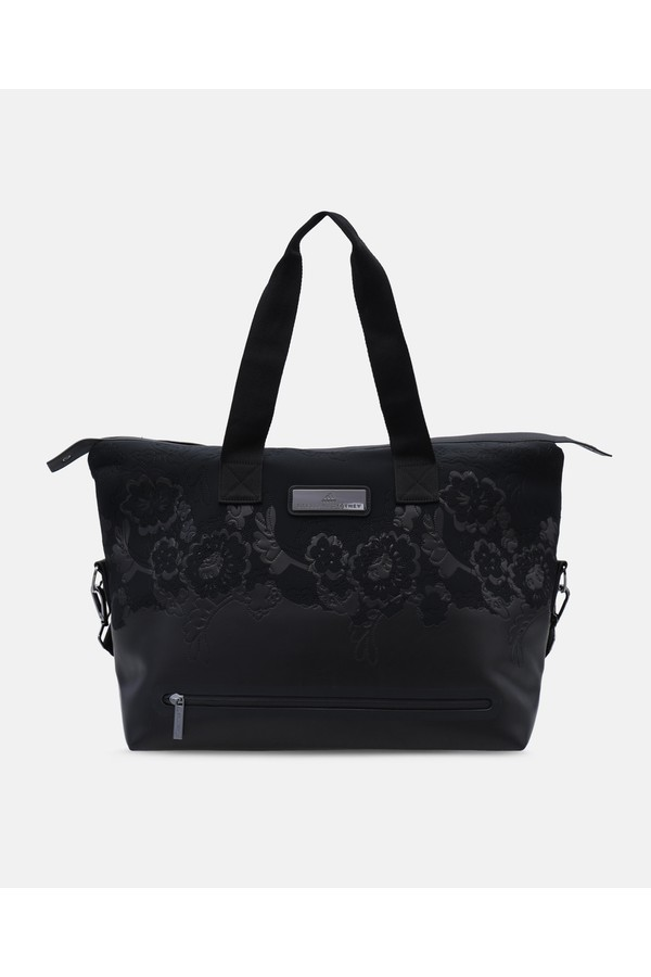 7fba2306c2612 Black Gym Bag by adidas by Stella McCartney at ORCHARD MILE