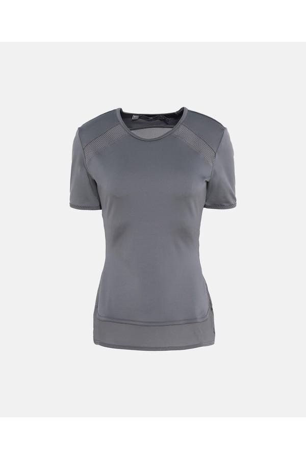 Gray Performance Essentials T Shirt