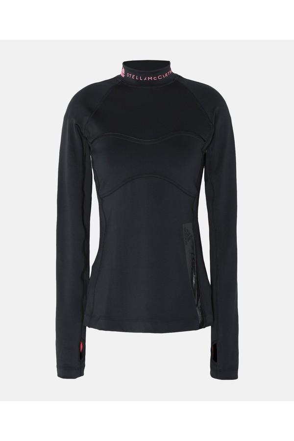 cc77c82031 Black Running Long Sleeve Shirt