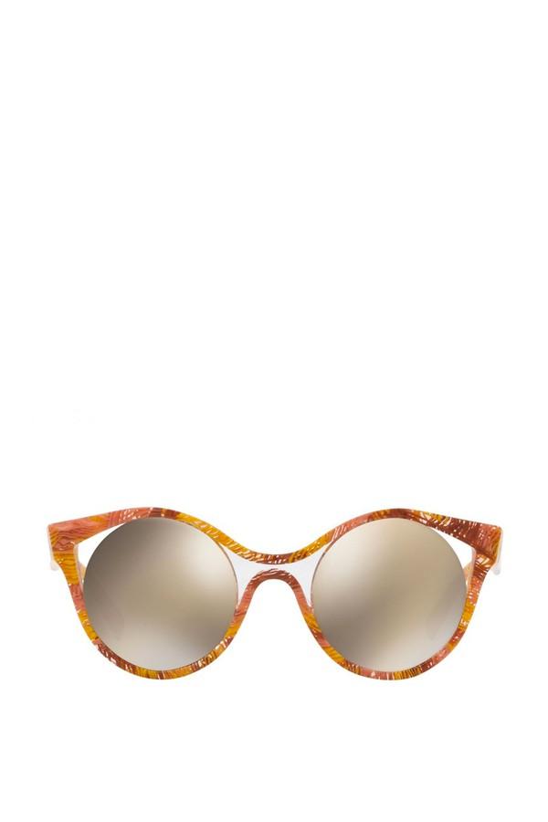 c06ecf6eca Yellow  Rayce  Sunglasses by Alain Mikli at ORCHARD MILE