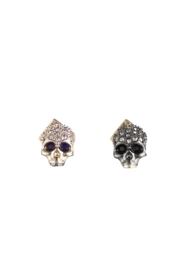 663b85990 Mismatch Skull Stud Earring by Alexis Bittar at ORCHARD MILE