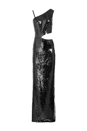 eaf5be07c4 Bella Metallic Fil Coupe Maxi Gown by Rachel Zoe at ORCHARD MILE