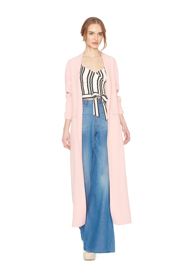 0199696d940f Angela Long Coat by Alice + Olivia at ORCHARD MILE
