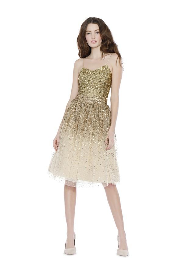 930d1599af14 Catrina Embellished Midlength Skirt by Alice + Olivia at ORCHARD MILE
