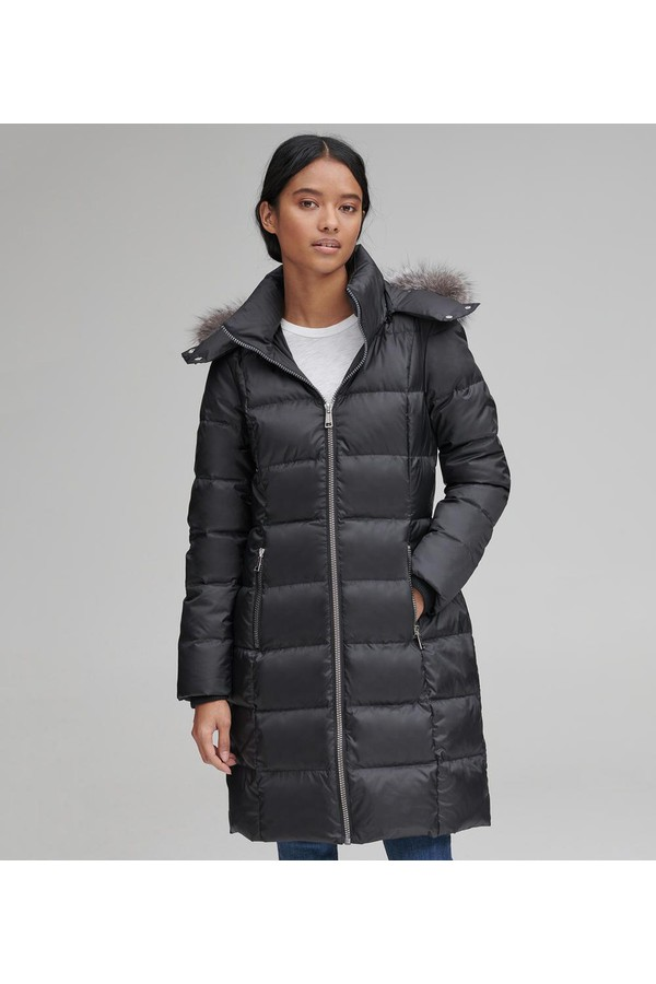 c514ff3e5 Jolene Long Down Jacket
