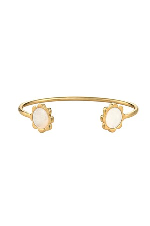 Asha by Ashley McCormick Opal Florentine Cuff meSJyS