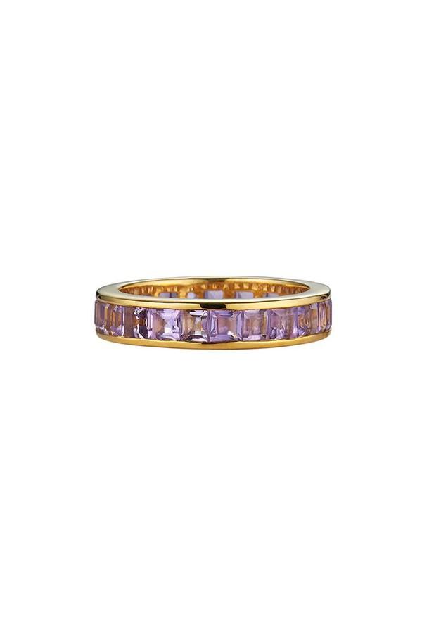 Asha by Ashley McCormick Byzantine Stacking Ring-P imCISZsmc
