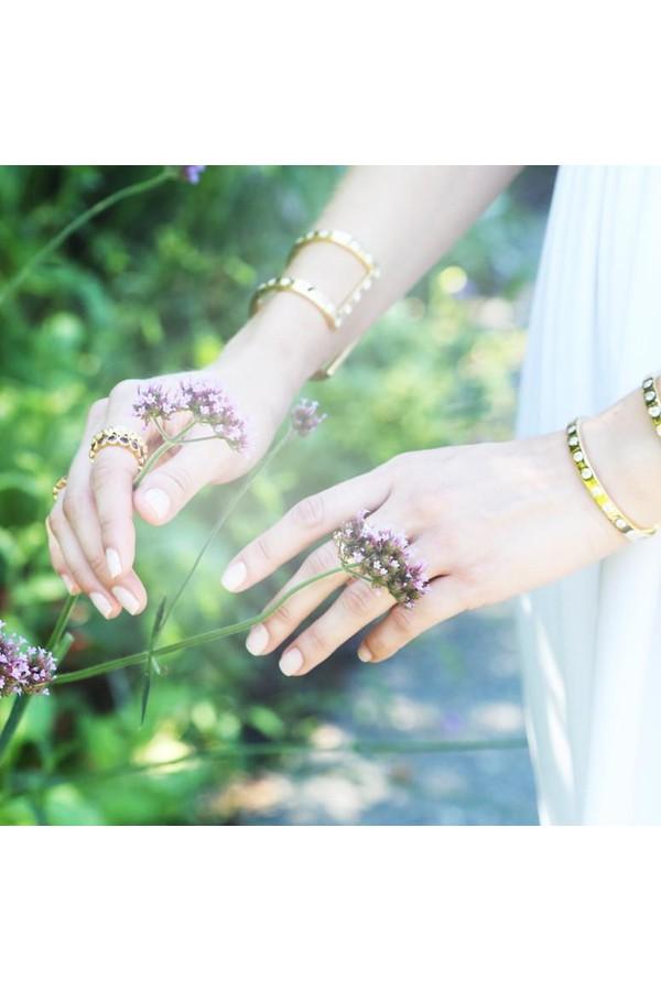 Asha by Ashley McCormick Roman Ring QGWP6JyPh