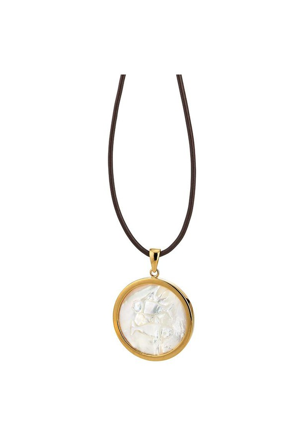 Asha by Ashley McCormick Zodiac Pendant Sagittarius S8MM5