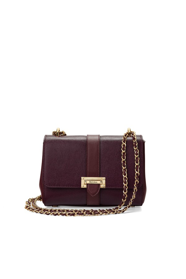 63919f6421ef Small Lottie Bag by Aspinal of London at ORCHARD MILE