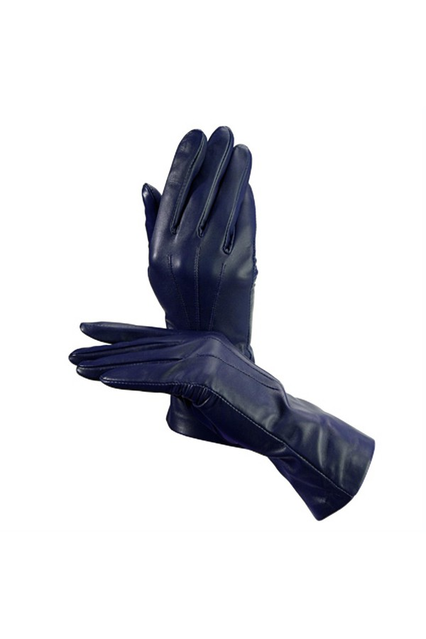 a39f0b3228070 Ladies Cashmere Lined Leather Gloves by Aspinal of London at...