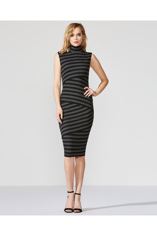 f6a32ad75e62f Pavlova Striped Bondage Dress - Sold Out by Bailey 44 at ORCHARD MILE