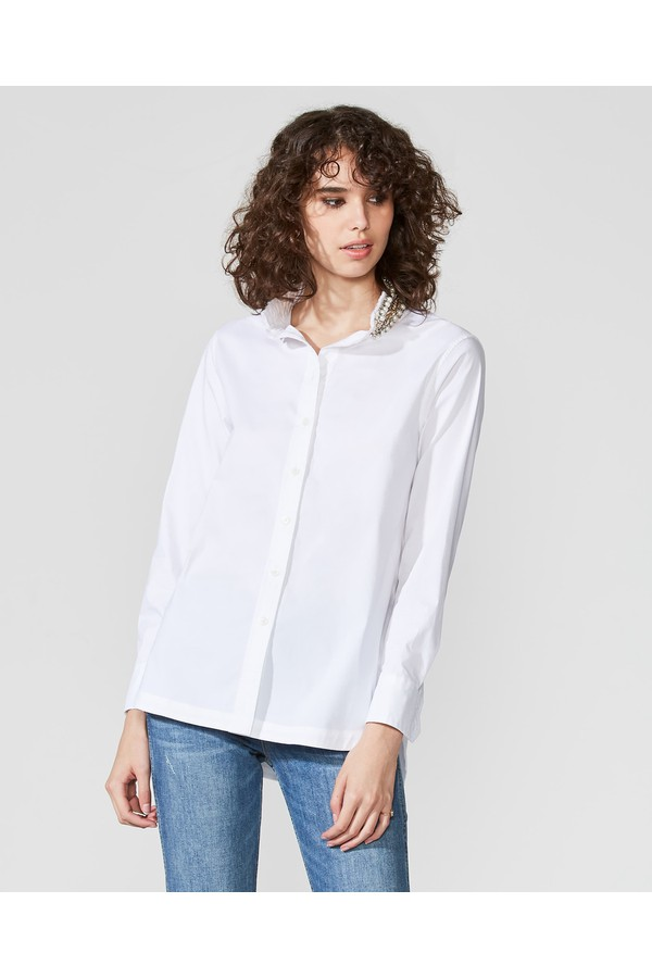 0f89527f4b6 Ursula Embellished Neck Shirt by Bailey 44 at ORCHARD MILE