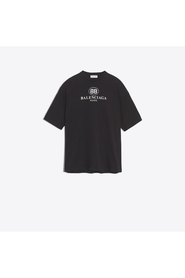 b36c5eb8 Bb Balenciaga Mode Semi Fitted T-Shirt by Balenciaga at ORCHARD MILE