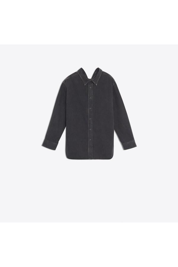 c8005fd6a8c753 Swing Collar Shirt by Balenciaga at ORCHARD MILE