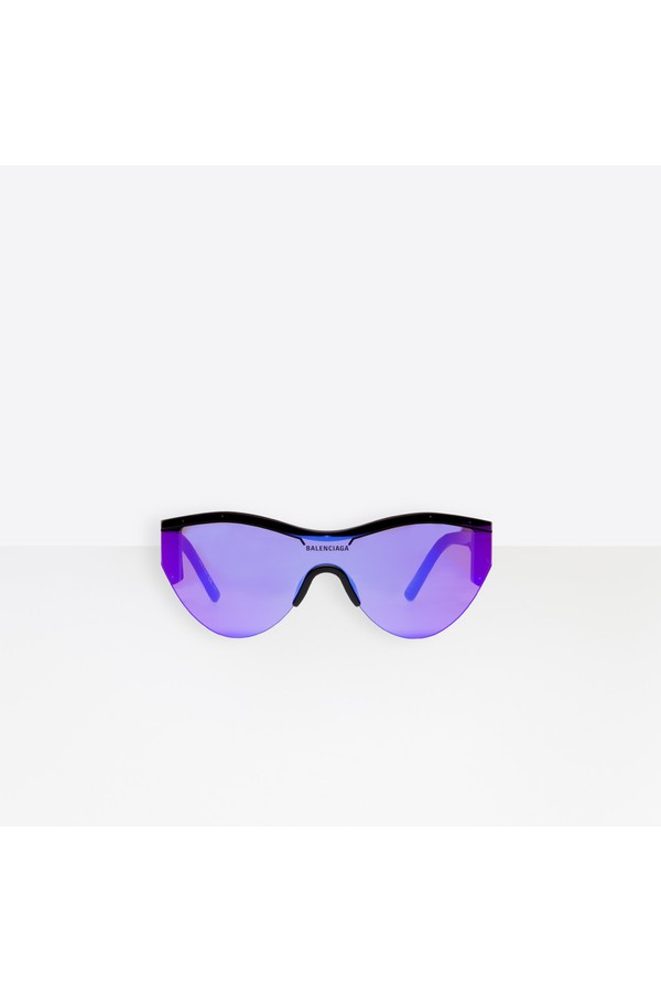2303ac9005d Ski Cat Sunglasses by Balenciaga at ORCHARD MILE