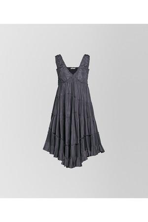 71a6a88bbf04 Bottega Veneta Dress In Silk Low in Stock
