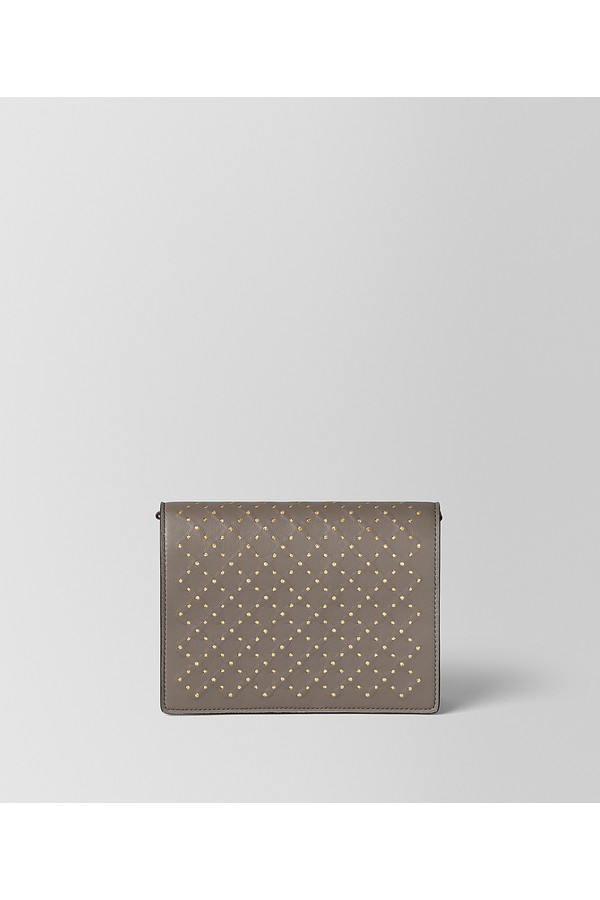 2245dcd27e712 Steel Nappa Catena Chain Wallet by Bottega Veneta at ORCHARD MILE
