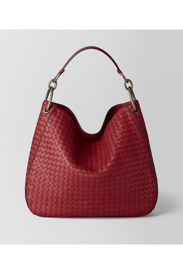 51f61d774a7 Medium Loop Bag In Intrecciato Nappa by Bottega Veneta at ORCHARD MILE