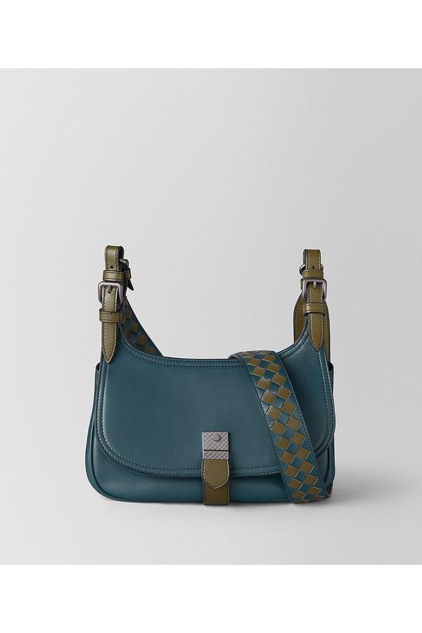 903ee19d6c01 Medium Shoulder Bag In Calf by Bottega Veneta at ORCHARD MILE