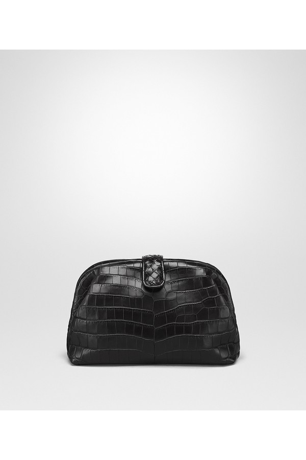 ee46aa2f4e The Lauren 1980 In Crocodile by Bottega Veneta at ORCHARD MILE