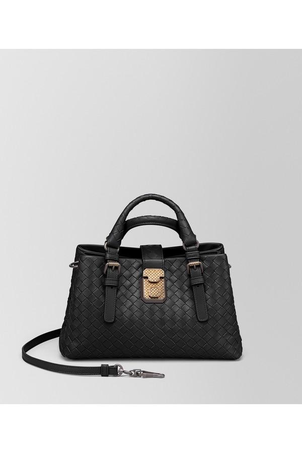 b862ffebc08 Mini Roma Bag In Intrecciato Calf by Bottega Veneta at ORCHARD MILE