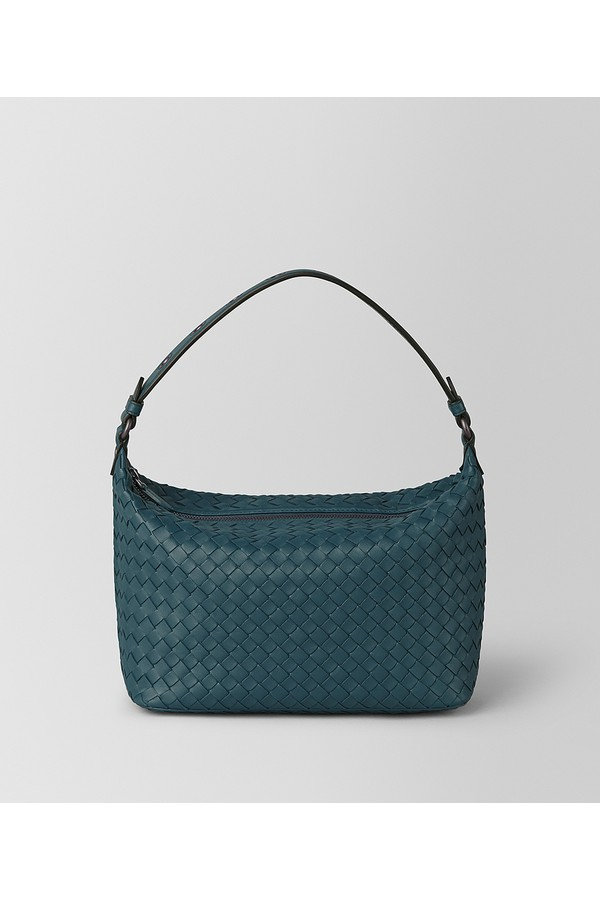 f1e2d83f6961 image of Ciambrino Bag In Intrecciato Nappa. Bottega Veneta. Ciambrino Bag  In Intrecciato Nappa