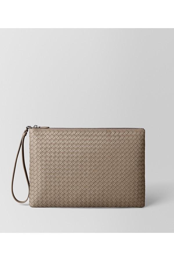Dahlia Intrecciato Nappa Ayers Small Olimpia Bag by Bottega Veneta... f507cb0d5e632