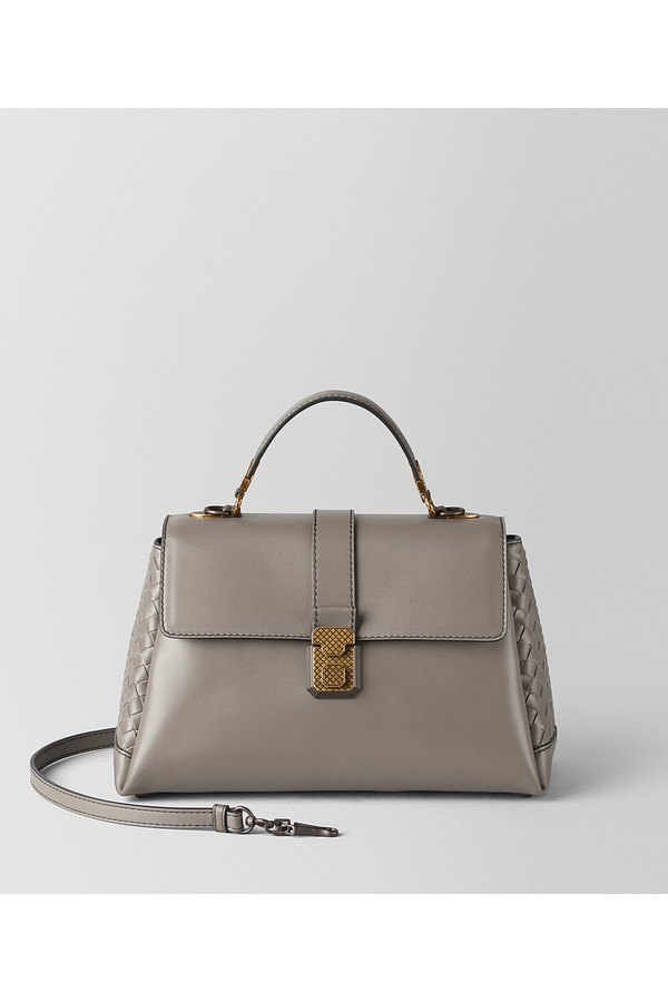 2d61ca0551 Mini Roma Bag In Intrecciato Calf by Bottega Veneta at ORCHARD MILE
