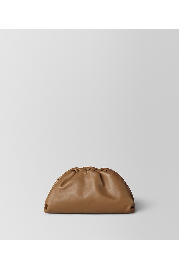6086eff928e The Pouch 20 In Butter Calf by Bottega Veneta at ORCHARD MILE