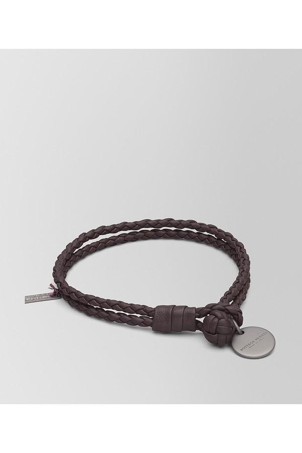 9d04ce0f6f27 Bracelet In Intrecciato Nappa by Bottega Veneta at ORCHARD MILE