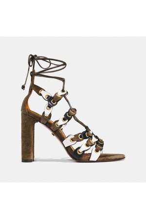 6b065926786 Shop Shoes   Sandals   High Heel from Coach at ORCHARD MILE with...
