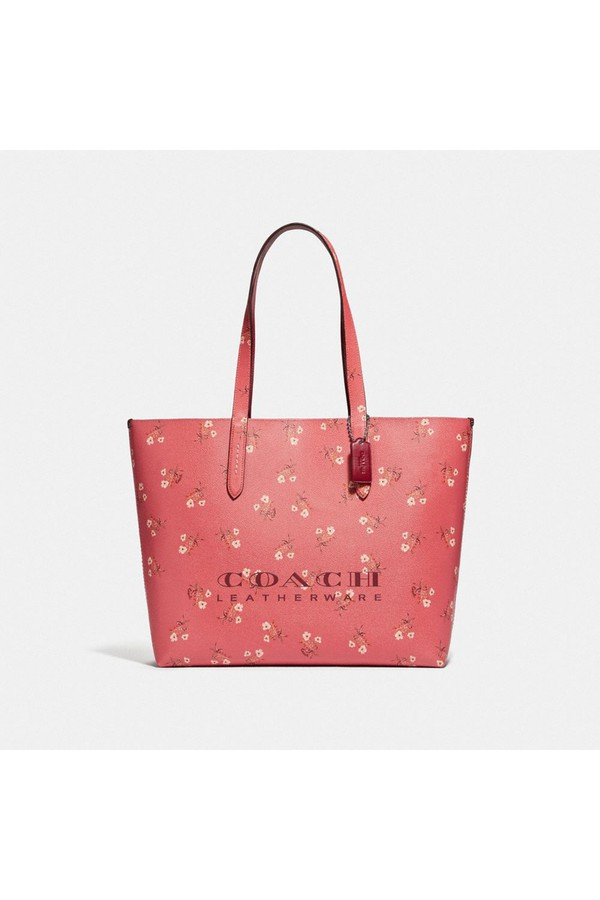 ddda3b518 Highline Tote With Floral Print by Coach at ORCHARD MILE