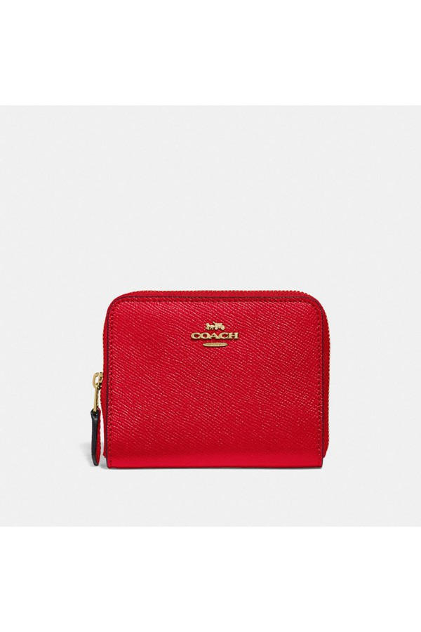 824d660a298c Small Zip Around Wallet by Coach at ORCHARD MILE