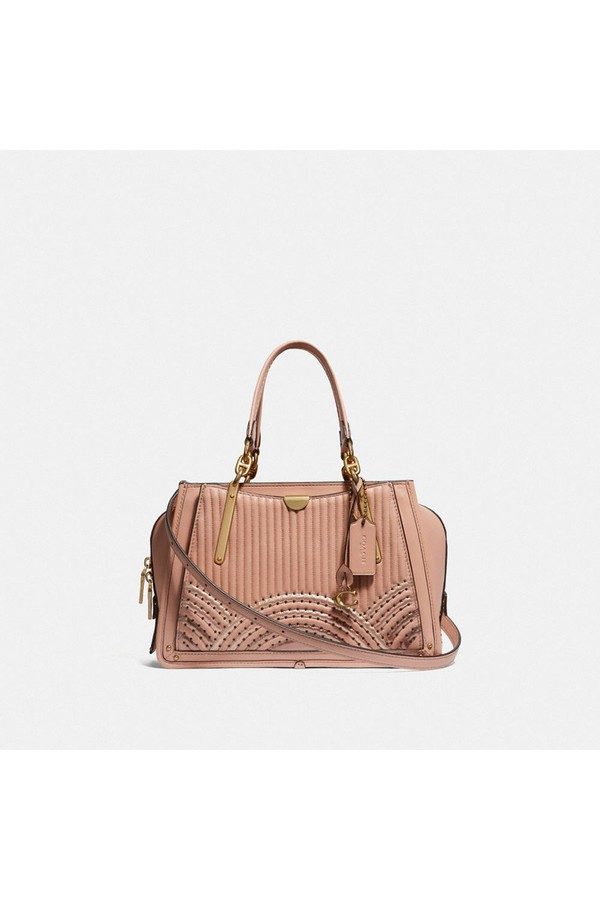 449502206170 Dreamer With Colorblock Deco Quilting And Rivets by Coach at...