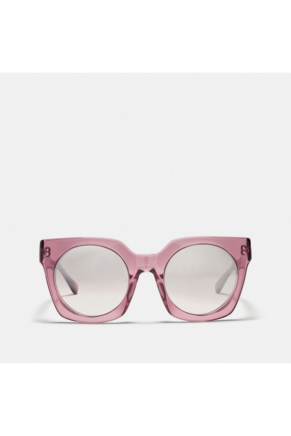 ba2d6b45b92b Horse And Carriage Hologram Sunglasses by Coach at ORCHARD MILE