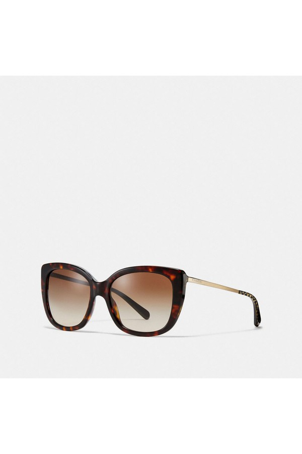 2cd9a930a10ac Ombre Signature Square Sunglasses by Coach at ORCHARD MILE