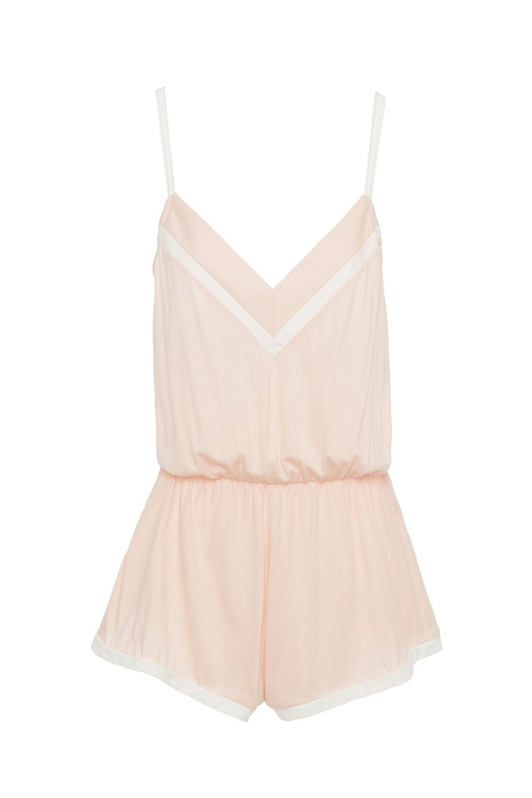 e5befc25a85d Bella Sleep Romper by Cosabella at ORCHARD MILE