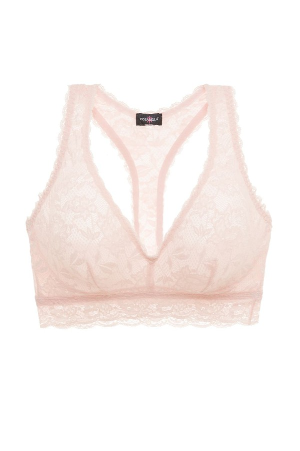 1dca01814120d Never Say Never Curvy Racerback Bralette by Cosabella at ORCHARD MILE