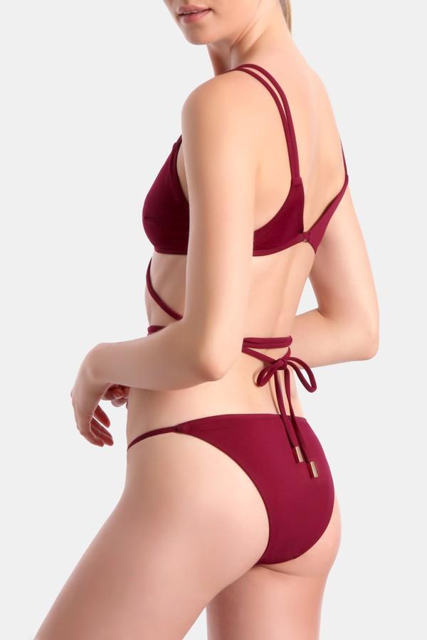 Cushnie et Ochs Auburn Cece Bikini Bottom