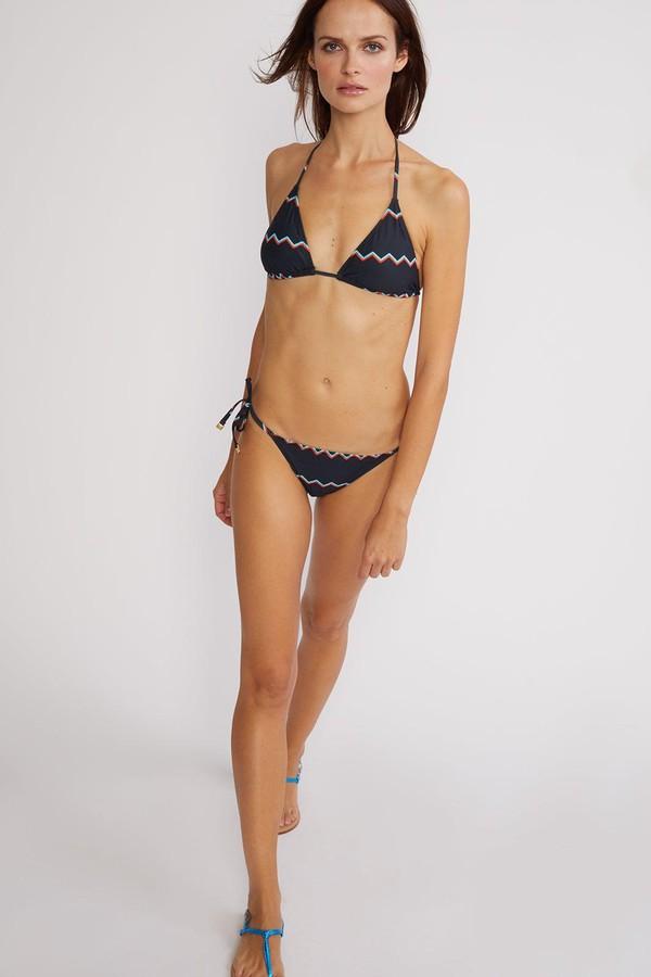 Cynthia Rowley Ziggy Bikini Bottom