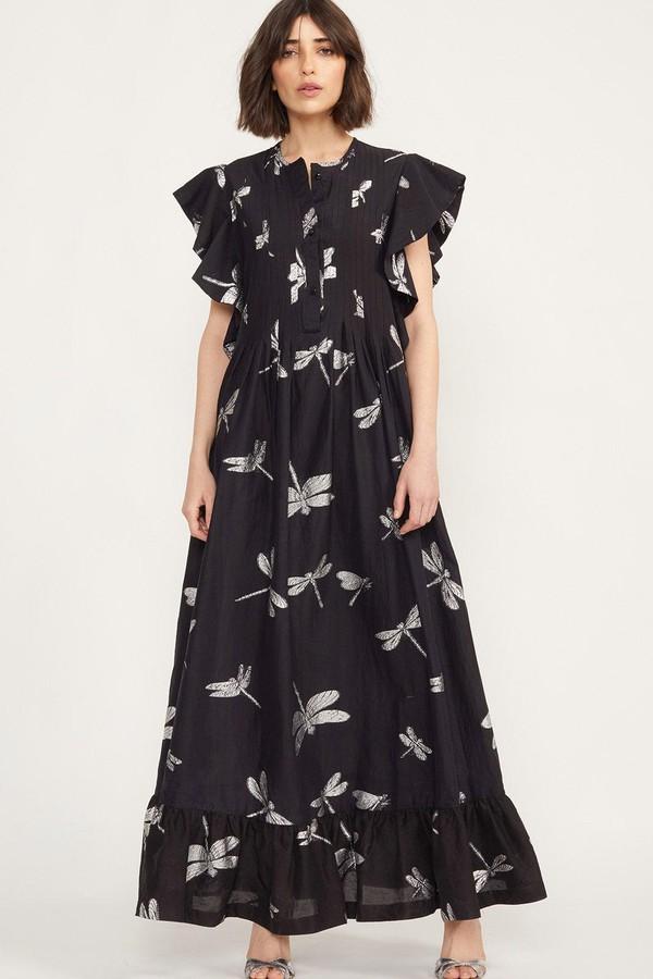 78478225e873 Nairobi Dragonfly Kaftan Dress by Cynthia Rowley at ORCHARD MILE