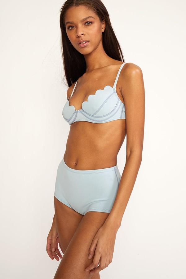 Cynthia Rowley Sky Betty Bikini Bottom