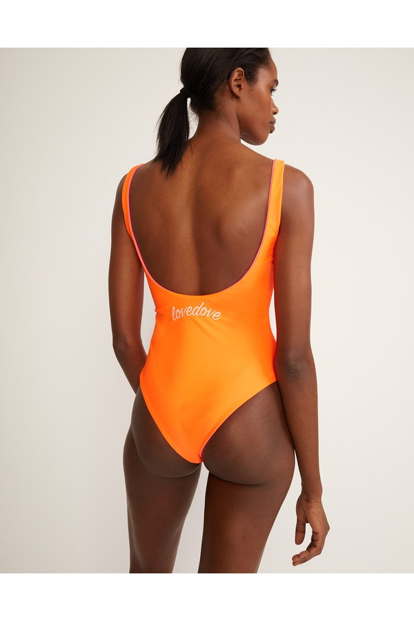 Cynthia Rowley Love Dove One Piece Swimsuit