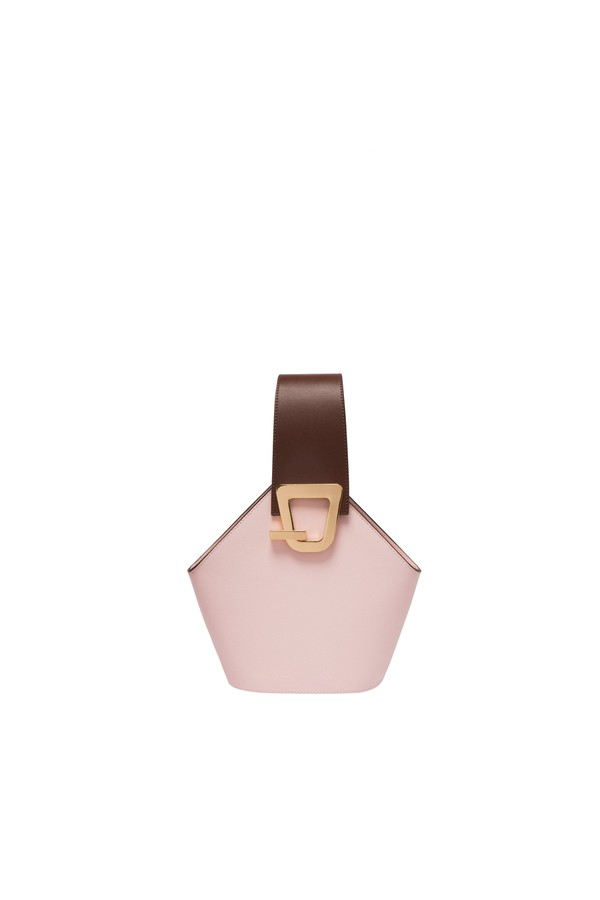 aa4a7799c974 Mini Johnny Bucket Bag In Pink by Danse Lente at ORCHARD MILE