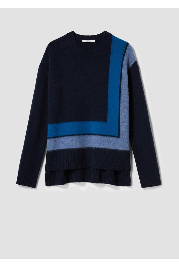 25653bc339 Crewneck Blanket Sweater by Derek Lam 10 Crosby at ORCHARD MILE