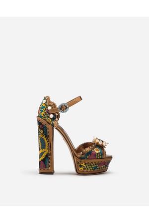 b5d9c038b8c0 Image of Dolce & Gabbana High heel