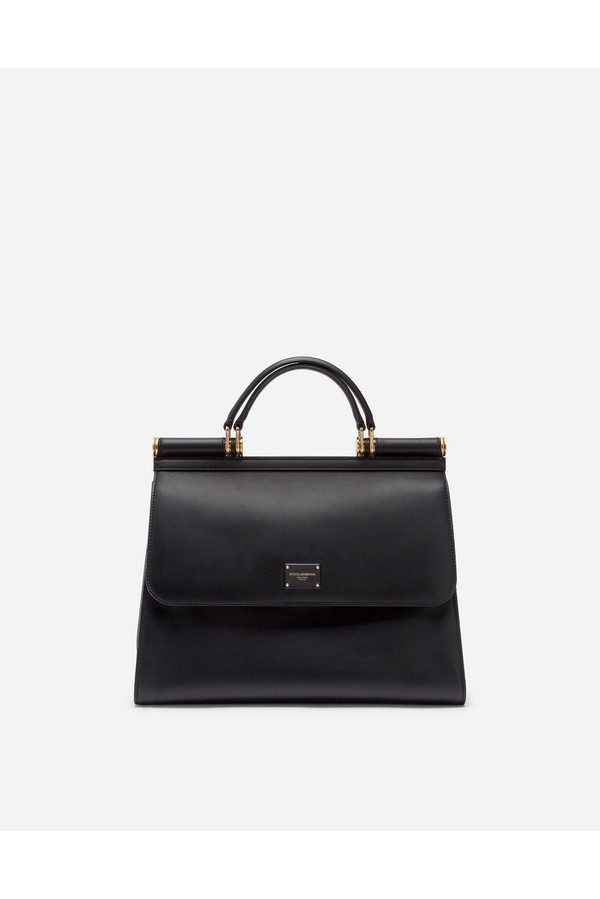 2a1065e7eed Large Calfskin Sicily 58 Bag by Dolce & Gabbana at ORCHARD MILE