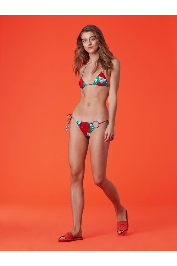 Diane von Furstenberg Triangle Bikini Top
